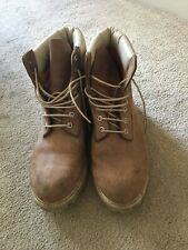 Timberland Suede/Leather Boots Size 10.5