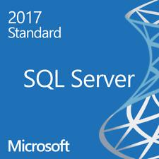 SQL Server 2017 Standard 24 Core License Digital Delivery Authorized Reseller