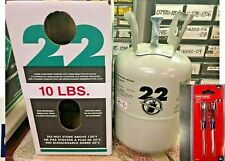 R22, Refrigerant Gas, Disposable Tank, Super FAST FREE Same Day Ship, Tool Set