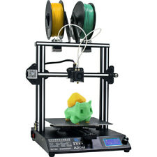 Geeetech A20M 3D Printer Dual Extruder Mix-Color Auto-leveling WIFI Contorl