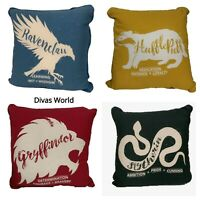 Harry Potter Cushions All House Set Of 4 Pillow Primark