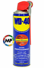 WD40 SVITOL PROFESSIONALE LUBRIFICANTE SPRAY MULTIUSO DOPPIA AZIONE  500 ml