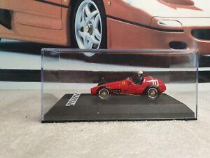 QUARTZO / F1 - FERRARI 625 #10 FARINA  - 1/43 SCALE MODEL CAR / CMR GRID