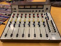 Vintage Quantum Audio QM-8A Recording Studio/Broadcast Desk - 8 Channel Preamp