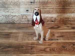 Wade porcelain china, Lady And The Tramp Bloodhound