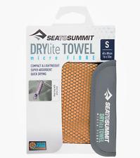 Sea to Summit DryLite Micro Towel Small 40x80cm, Orange