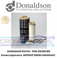 P551954 Donaldson Fuel Filter Kit Replace by P550954-(DETROIT DIESEL DD13/15/16)