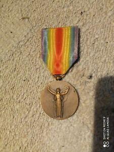 Médaille française ww1, port compris