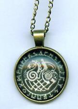 Halskette SLEIPNIR ODIN Odins Pferd Wikinger Necklace Vikings Loki Mystik