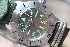 Russian Mechanical Automatic Wrist Watch VOSTOK Komandirsky K-35 350746