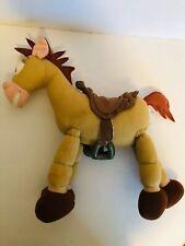 "Disney Parks Toy Story Bullseye Horse Plush Soft Stuffed Doll Toy 14"""
