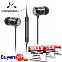 SoundMAGIC E11C In-Ear Sports Headphones Gaming Earphones with Remote and Mic