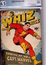 whiz comics.58 pgx.6.5.