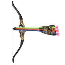 Children Toys Bow and Arrow Double-edged Sword With 3 Sucker Archery 2017