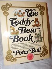 THE TEDDY BEAR BOOK Peter Bull Limited Edition SIGNED Slipcase 1st/1st Rare 1983