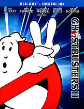 Ghostbusters 2 (Blu-ray Disc, 2014, Mastered in 4K Includes Digital Copy) NEW