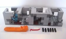 Lego CUSTOM Minecraft Mirco Underground Ravine (188 Pieces) w/ PDF Instructions