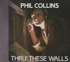 45 TOURS  2 TITRES/  PHIL COLLINS   THRU  THESE WALLS