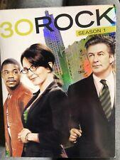 30 Rock: Season 1 (DVD, 2007, 3-Disc Set)