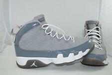 Air jordan 9 retro Cool Grey UE 44,5 us 10,5 baloncesto zapatos 302370-015