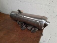 Genuine Bmw f800st f800s 04-10 original exhaust silencer 18127678290 7708558
