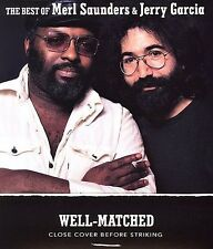 Well-Matched Best of Merl Saunders & Jerry Garcia, New Music