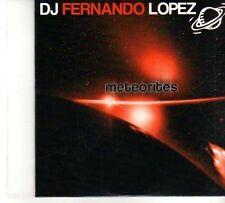 (DP960) DJ Fernando Lopez, Meteorites - 2007 sealed CD
