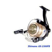 SHIMANO AX2500FB AX-2500FB SPINNING REEL NEW