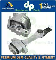 VW Beetle Golf Jetta Front Rear Engine Motor Mount SET 1J0199262BF 1J0199851N