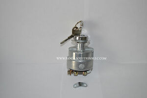 CATERPILLAR FORKLIFT PARTS 91106-07410 or 9110607410 ignition switch with key