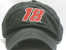 J.J. Yeley #18 Interstate Batteries Racing NASCAR Classic Hat - Chase Authentics