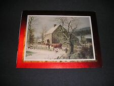 White House President Gerald Ford 1975 Christmas Card
