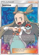 177//181 sm9 Team Up-Fullart en Presque comme neuf Pokemon Jasmine