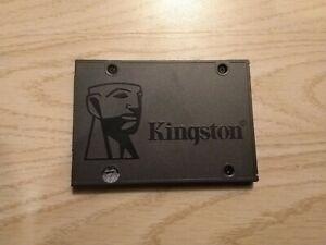 Disque dur SSD 120go Kingston