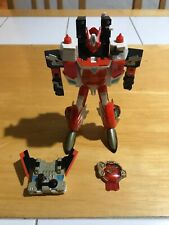 Transformers Cybertron Override! 100% Complete! Excel. Cond.! Correct Key!