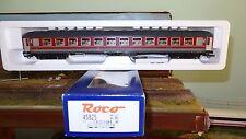 ROCO 45825 Tipo UIC-X  2 cl. Rosso fegato/grigio beige, porte in lega, FS