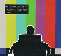 Living Colour - The Chair In The Doorway (2009 CD) New Album Gift Idea NEW