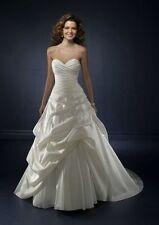 Morilee A-line Regular Wedding Dresses