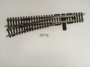 MÄRKLIN 22715 K-Gleis Weiche links r902,4 mm #NEU# 1 Stück#