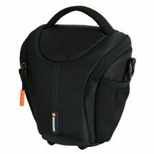 Vanguard Oslo 14Z Camera Shoulder Zoom Black Bag Case Rain Jacket