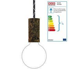NUD COLLECTION pendule Lampe Cork Soil Tire Tracks