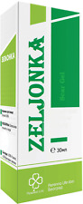 Zeljonka for quick healing of the wound from cuts, surgery, burns and scars 30g
