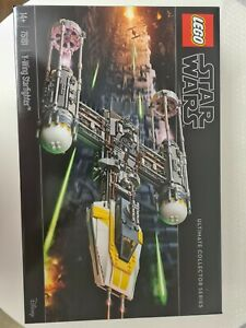 Sealed Lego 75181 STAR WARS UCS Y-WING STARFIGHTER UCS free shipping