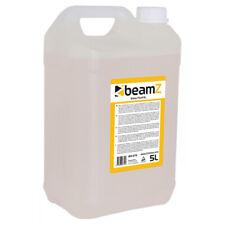 More details for beamz snow machine liquid 5l bottle dj disco party winter effect fluid