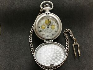 10th Doctor Who Electronic Pocket Fob Watch Talking Light Sound Toy Tenth Dr