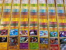 20 Pokemon Cards Bulk Lot - 3 Rare & Holos! No Duplicates Amazing Gift! Genuine