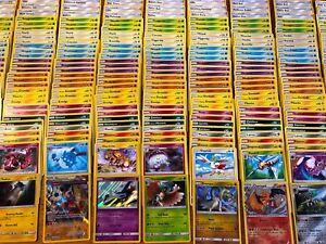 20 Pokemon Cards Bulk Lot - 3 Rare & Holos! No Duplicates Amazing Gift! Genuine
