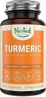 Turmeric Curcumin with BioPerine Black Pepper Extract Highest Potency