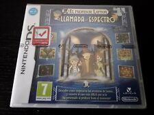 Juego El Profesor Layton Y La Llamada Del Espectro Nintendo DS Castellano