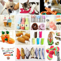 Hot Soft Plush Sound Toys For Dog Play Pet Puppy Chew Squeaker Squeaky Toys